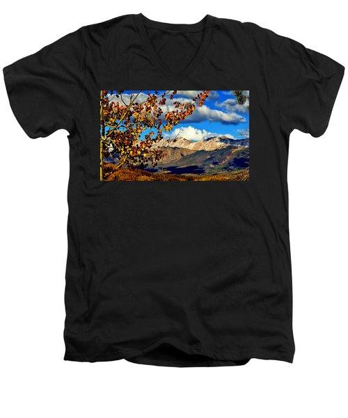 Beautiful Colorado Men's V-Neck T-Shirt