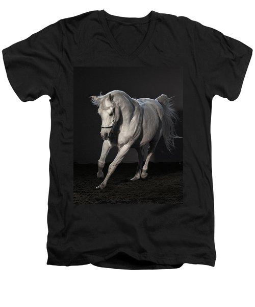 Beautiful Dancer Men's V-Neck T-Shirt