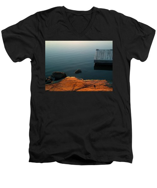 Beautiful Sunday Men's V-Neck T-Shirt