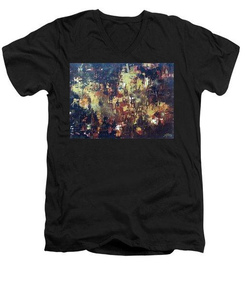 Before Creation Men's V-Neck T-Shirt