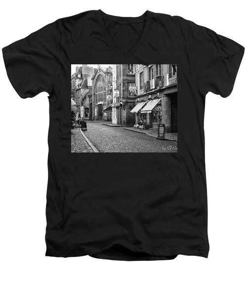 Behind The Walls 2 Men's V-Neck T-Shirt