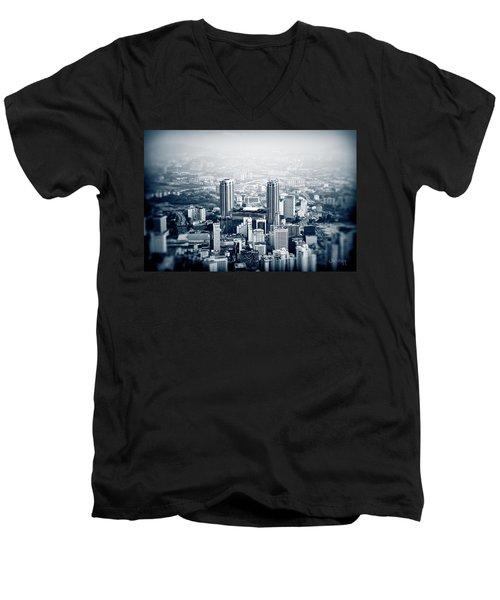 Berjaya Men's V-Neck T-Shirt