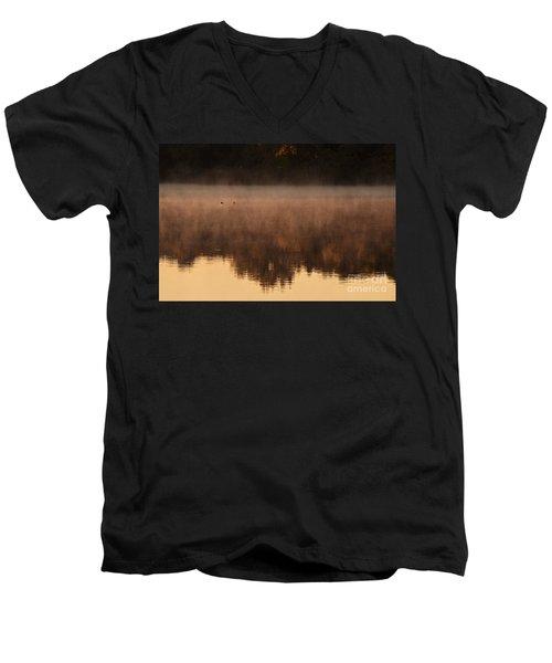 Bev's Retreat Men's V-Neck T-Shirt