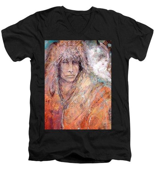Bewildered Men's V-Neck T-Shirt