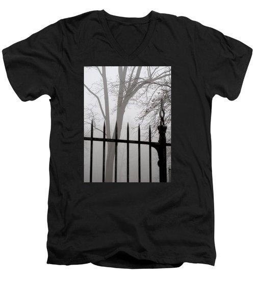 Beyond The Pale Men's V-Neck T-Shirt