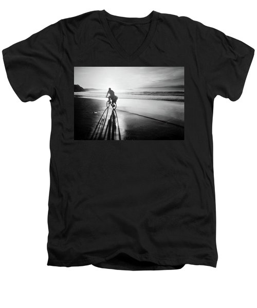 Bicycles Are For The Summer Men's V-Neck T-Shirt