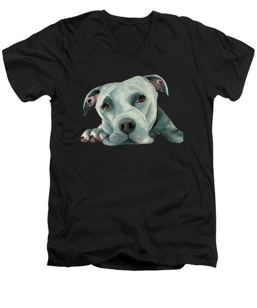 Big Ol' Head Men's V-Neck T-Shirt