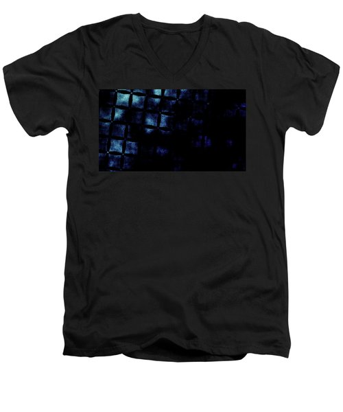 Black N Blue Burn Men's V-Neck T-Shirt
