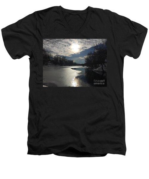 Blanket Of Clouds Men's V-Neck T-Shirt