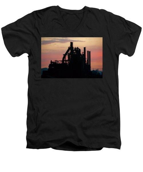 Blast From The Past Men's V-Neck T-Shirt