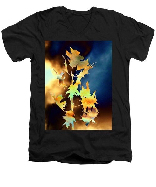 Blowin In The Wind II Men's V-Neck T-Shirt