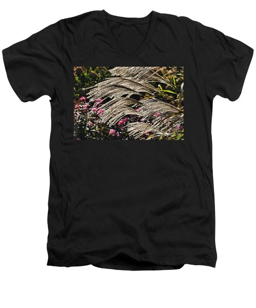 Blowin In The Wind Men's V-Neck T-Shirt