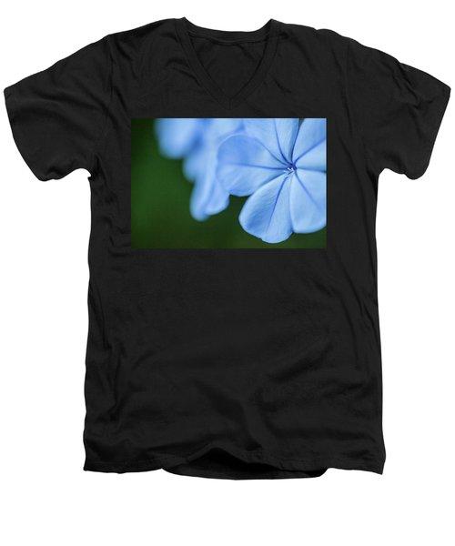 Blue In Green 2 Men's V-Neck T-Shirt