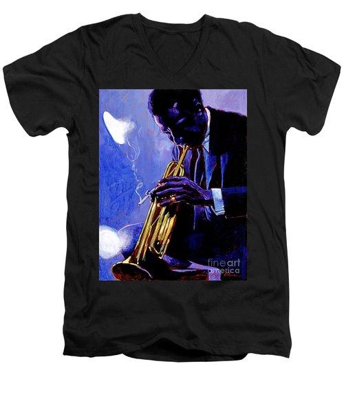 Blue Miles Men's V-Neck T-Shirt