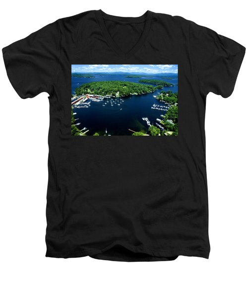 Boating Season Men's V-Neck T-Shirt