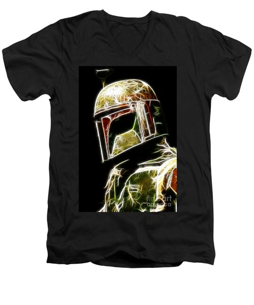 Boba Fett Men's V-Neck T-Shirt