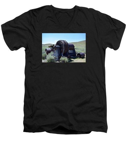 Bodie Generator Men's V-Neck T-Shirt