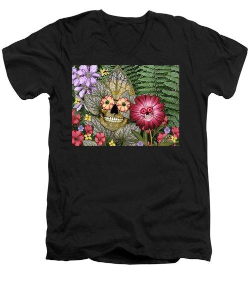 Born Again Men's V-Neck T-Shirt