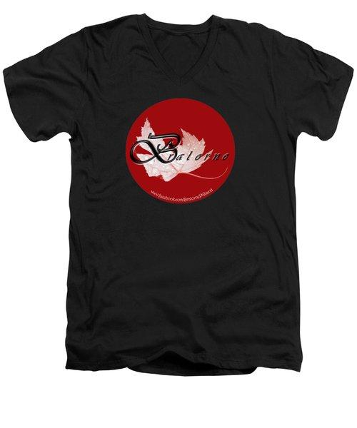 Bralorne..... The Band Men's V-Neck T-Shirt