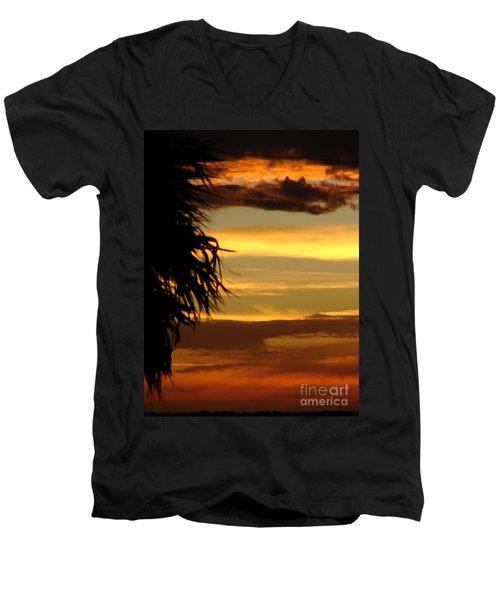 Breaking Dawn Men's V-Neck T-Shirt