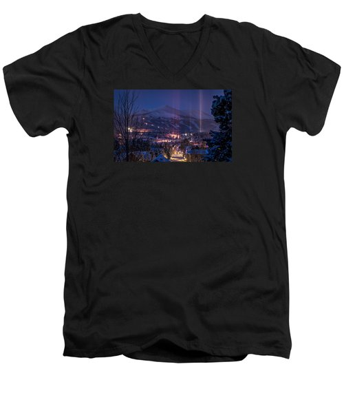 Breckenridge Phenomenon Men's V-Neck T-Shirt