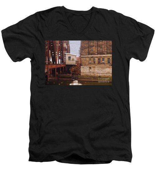 Bridge House Men's V-Neck T-Shirt