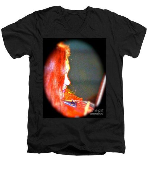 Bridget Law Men's V-Neck T-Shirt