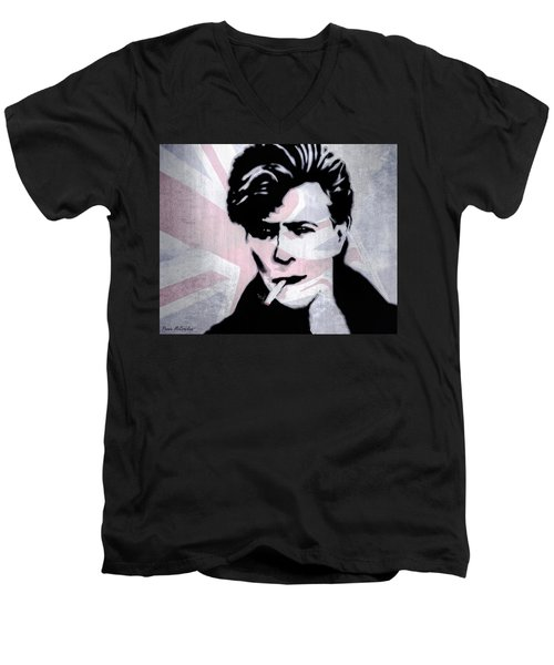 British Rock Men's V-Neck T-Shirt