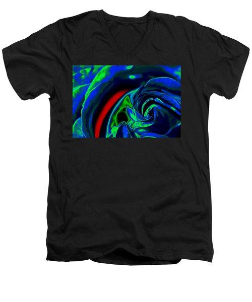Butler Rose IIi Men's V-Neck T-Shirt
