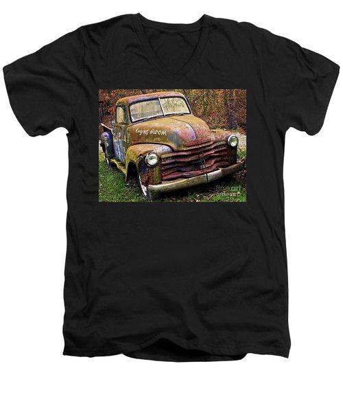 C210 Men's V-Neck T-Shirt