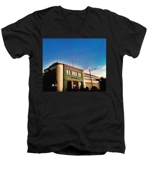 California Corner Men's V-Neck T-Shirt