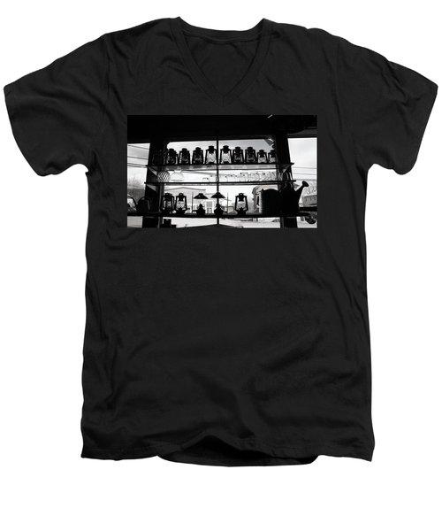 Campers Delight Men's V-Neck T-Shirt