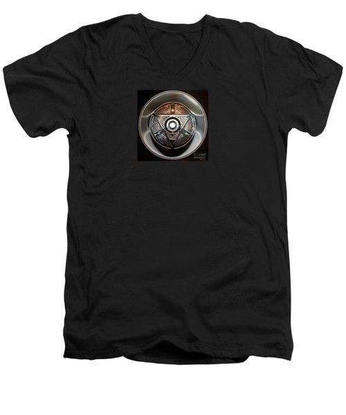 Canmore Men's V-Neck T-Shirt