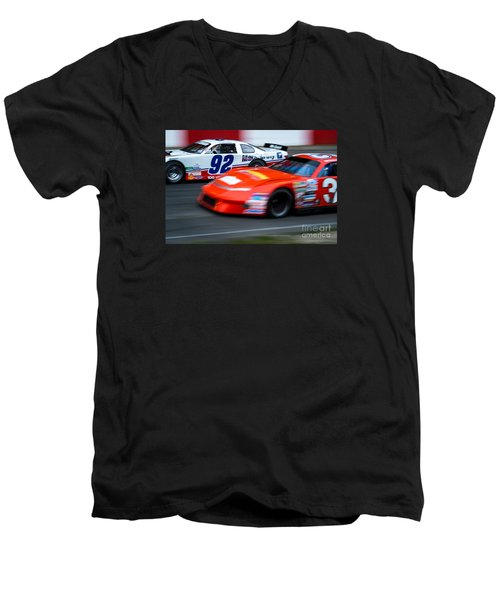 Car 92 Passes The Competition Men's V-Neck T-Shirt