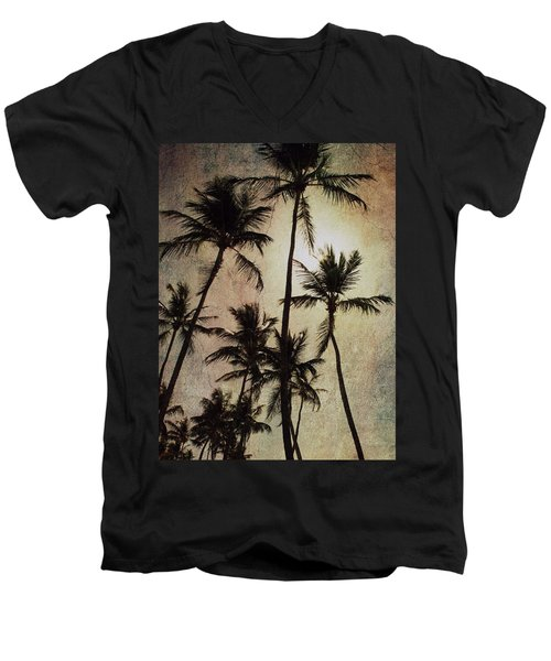 Caraibi Mood Men's V-Neck T-Shirt