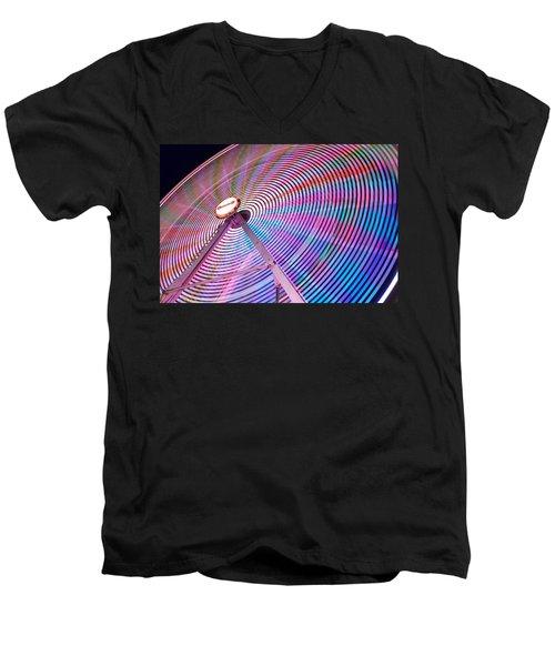 Carnival Spectacle Men's V-Neck T-Shirt