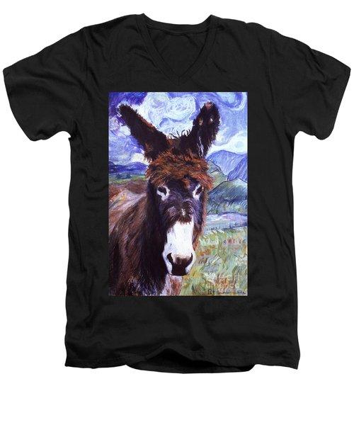 Carrot Top Men's V-Neck T-Shirt