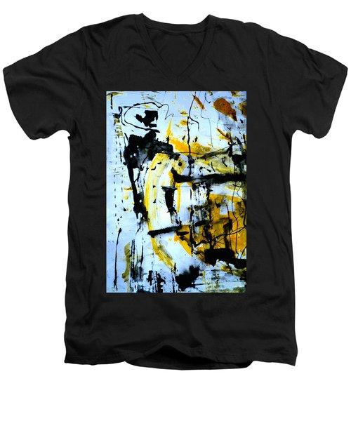 Cascade Men's V-Neck T-Shirt