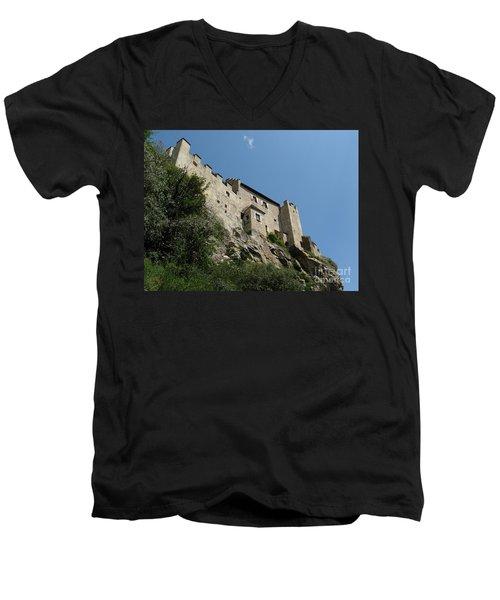 Castelbel Men's V-Neck T-Shirt