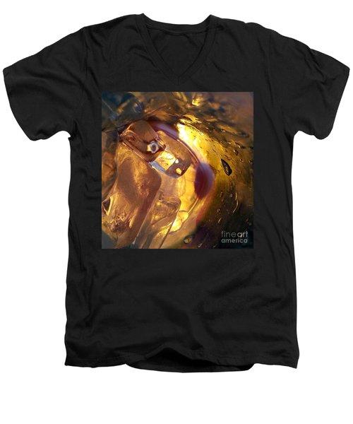 Cavern Of Wonders Men's V-Neck T-Shirt