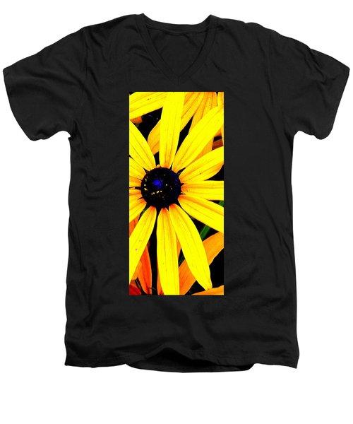 Center Of Attention Men's V-Neck T-Shirt