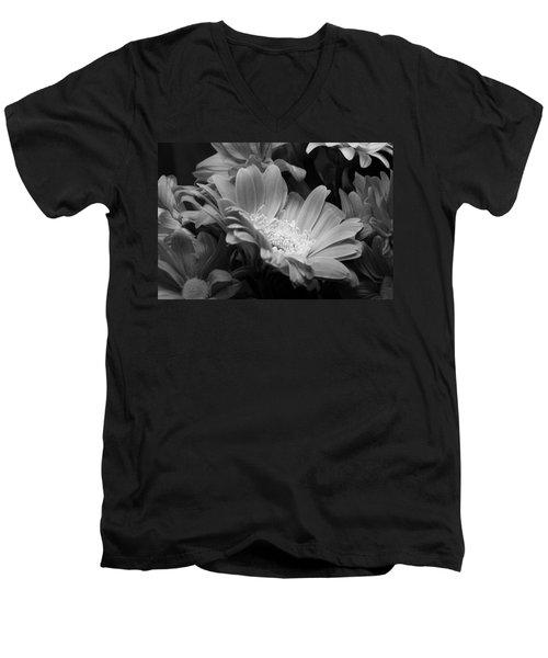 Center Stage Men's V-Neck T-Shirt