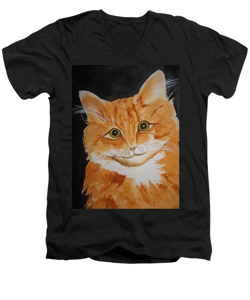 Charlie 1 Men's V-Neck T-Shirt