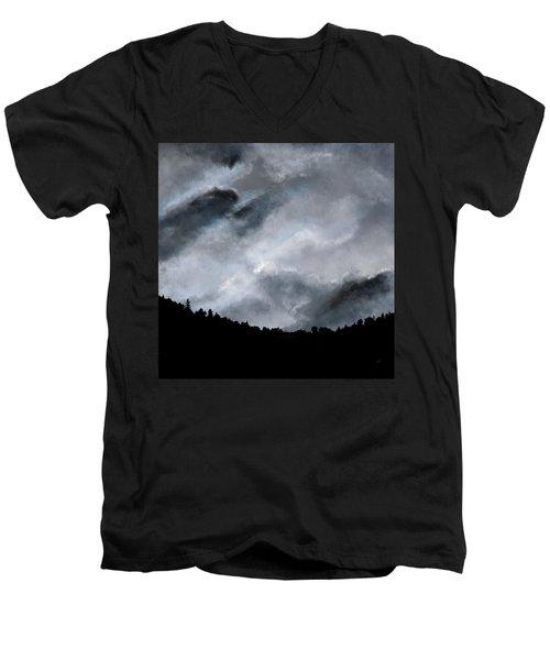 Chasing The Storm Men's V-Neck T-Shirt