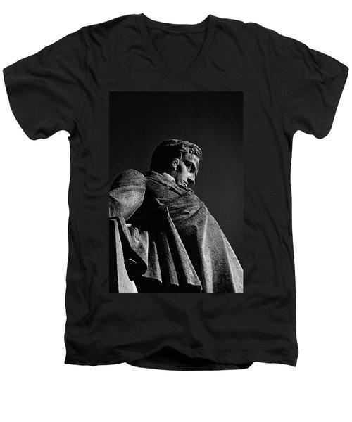 Chateau Briand Men's V-Neck T-Shirt