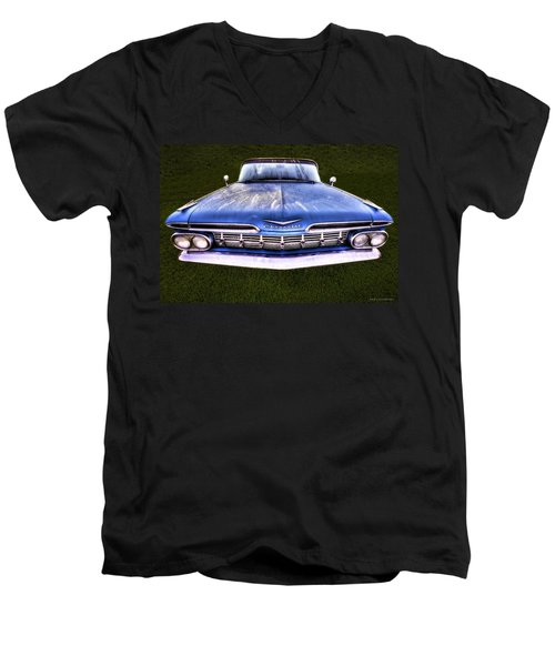 Chevrolet Men's V-Neck T-Shirt