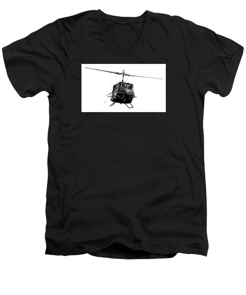 Chopper Men's V-Neck T-Shirt