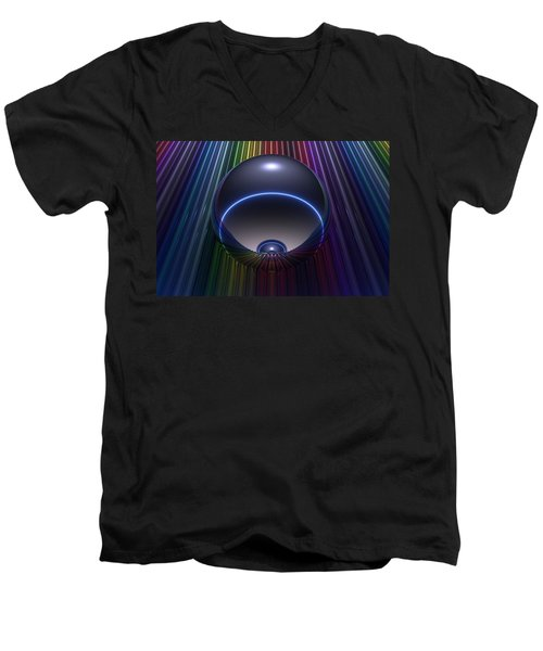 Chroma Men's V-Neck T-Shirt