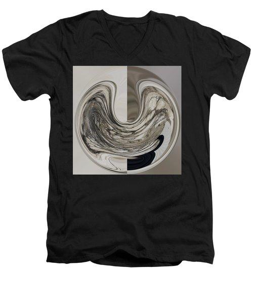 Chrome Seed Men's V-Neck T-Shirt