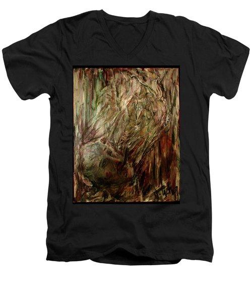 Cigar Dreams Men's V-Neck T-Shirt